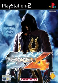 Tekken 4 Playstation 2