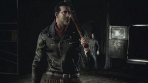"Tekken 7 nos muestra en acción a Negan, de ""The Walking Dead"""