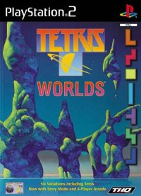 Tetris Worlds Playstation 2