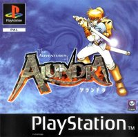 The Adventures of Alundra Playstation