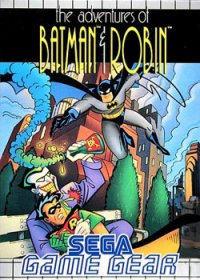 The Adventures of Batman & Robin Game Gear