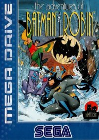 The Adventures of Batman & Robin Mega Drive