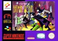 The Adventures of Batman & Robin Super Nintendo