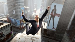 Stan Lee se muestra en The Amazing Spider-Man