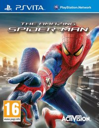 The Amazing Spider-man PS Vita