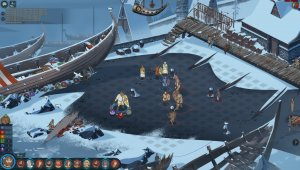'The Banner Saga: Factions' ya está disponible en Steam