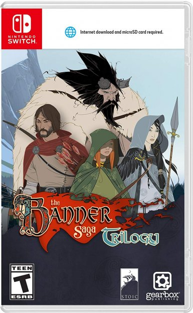 The Banner Saga Trilogy
