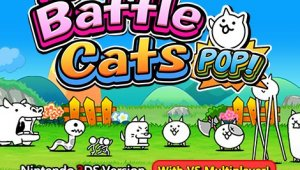 The Battle Cats POP! viene para los 3DS occidentales con todo y gatos musculosos