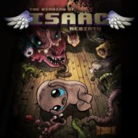 The Binding of Isaac: Rebirth PS Vita
