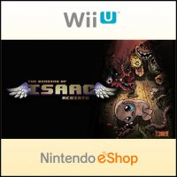 The Binding of Isaac: Rebirth Wii U