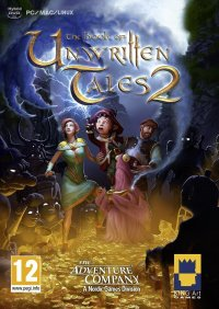 The Book of Unwritten Tales 2 Mac
