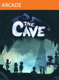 The Cave Xbox 360