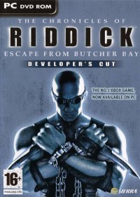 The Chronicles of Riddick: Escape From Butcher Bay PC