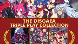 The Disgaea Triple Play Collection llegará a Europa en julio