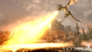 The Elder Scrolls 5 Skyrim: Así se ve la obra de Bethesda en Nintendo Switch