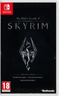 The Elder Scrolls 5: Skyrim - Special Edition Nintendo Switch