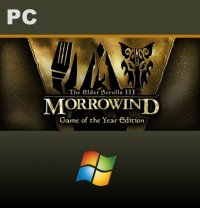 The Elder Scrolls III: Morrowind Game of the Year Edition PC