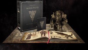 La edición especial de The Elders Scrolls Online: Morrowind es exclusiva de Game