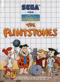 The Flintstones Master System
