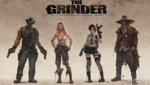 The Grinder anunciado para Playstation 3