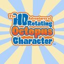 The HD Adventures of Rotating Octopus Character PS Vita