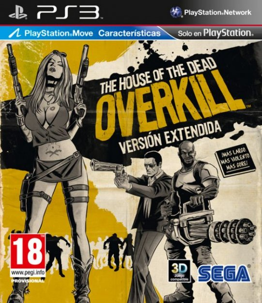 The House of the Dead: Overkill (Extended Cut)
