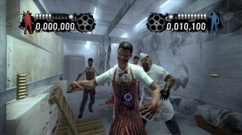 The House of the Dead: Overkill, ahora las chicas