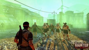THQ presenta The Hunted: Hell´s Reach