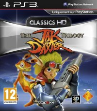 The Jak and Daxter Trilogy PS3