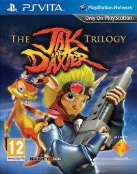 The Jak and Daxter Trilogy PS Vita