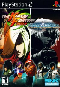 The King of Fighters 02/03 Playstation 2