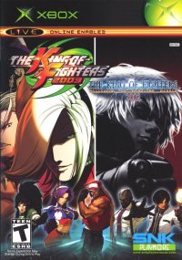 The King of Fighters 02/03 XBox
