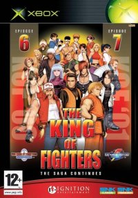 The King of Fighters 2000/2001 XBox