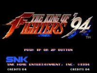 The King of Fighters '94 Wii
