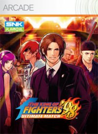 The King of Fighters '98 Ultimate Match Xbox 360