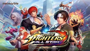 Anunciado The King of Fighters All-Star, juego de acción/RPG para iOS y Android