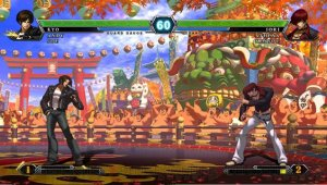 Disponible el parche para 'King of Fighters XIII'