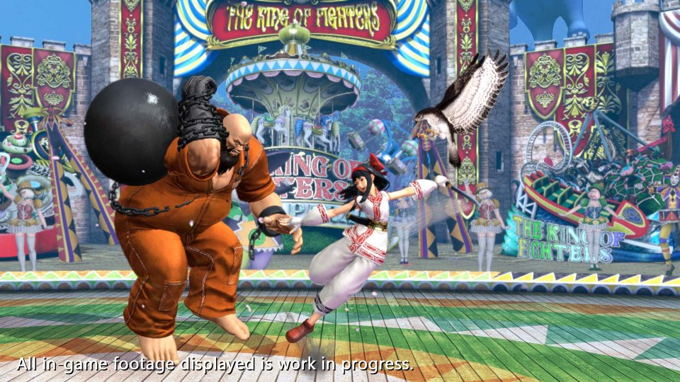 Kinf of Fighters XIV