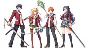 Anunciado The Legend of Heroes: Trails in the Flash para Playstation Vita y Playstation 3