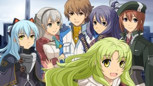 The Legend of Heroes: Trails of Blue también llegará a PS Vita