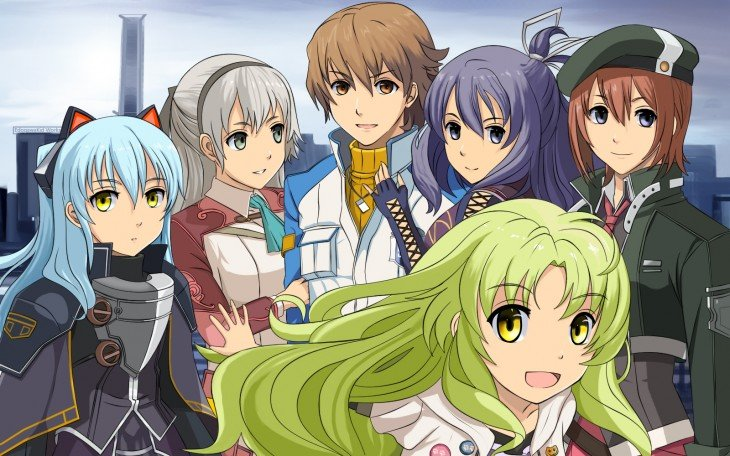 The Legend of Heroes: Trails of Blue Evolution