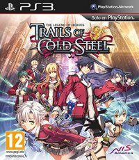 The Legend of Heroes: Trails of Cold Steel PS3