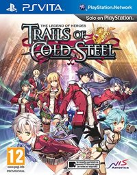 The Legend of Heroes: Trails of Cold Steel PS Vita