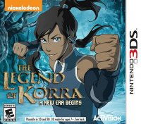 The Legend of Korra: A New Era Begins Nintendo 3DS