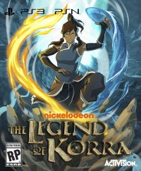 The Legend of Korra PS3