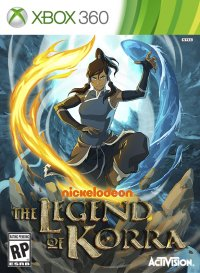 The Legend of Korra Xbox 360