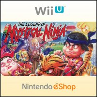 The Legend of the Mystical Ninja Wii U