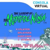 The Legend of the Mystical Ninja Wii