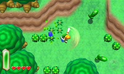 The Legend of Zelda: A Link to the Past 2