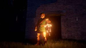 The Legend of Zelda: A Link to the Past es recreado con Unreal Engine 4